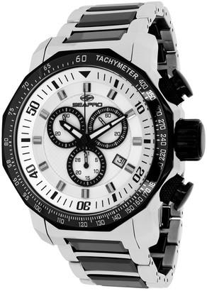 Seapro Men's Coral Watch