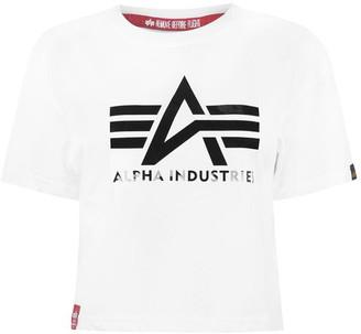 Alpha Industries Big A T Shirt