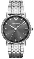 Emporio Armani Kappa Silver Watch