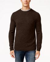 Tasso Elba Men's Wool Blend Textured Sweater, Only at Macy's