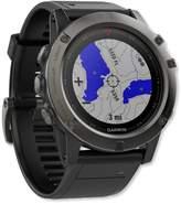 L.L. Bean L.L.Bean Garmin Fenix 5X Sapphire Multisport GPS Watch