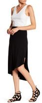 Karen Kane Asymmetric Skirt
