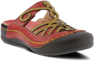 Spring Step L'Artiste By Leather Clogs - Malty