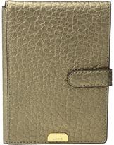 Lodis Borrego RFID Under Lock & Key Passport Wallet with Ticket Flap