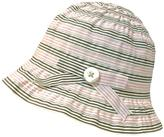 Grevi Pink Brown Bow Hat