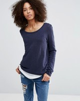 Only Jessy Jess Long Sleeved Layered Top