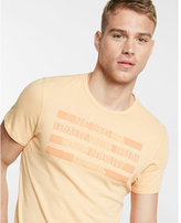Express loyalty valor truth line graphic tee
