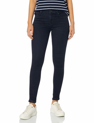 Tommy Jeans Women's MID RISE SKINNY NORA PLDK Straight Jeans