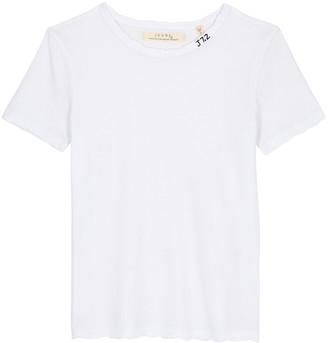 June 7.2 - Birkin Tee - White - xsmall | white - White/White