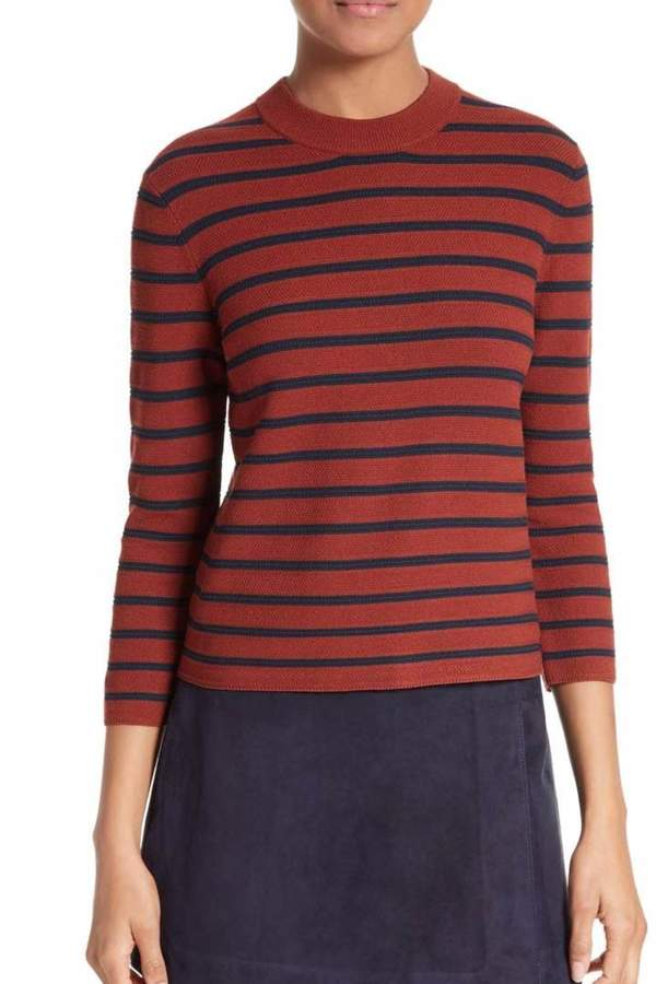 Theory Knit Crew Sweater