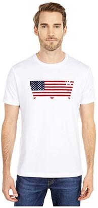 Levi's Ironstone T-Shirt (Marshmallow) Men's Clothing