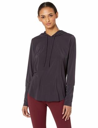 Maaji Women's Hooded Long Sleeve Technical Top
