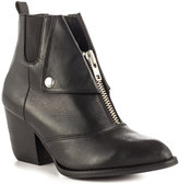 Shellys London Scalone - Black Lea