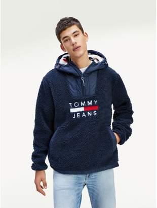 Tommy Hilfiger Sherpa Fleece Popover