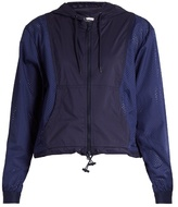 adidas by Stella McCartney Essentials hooded performance jacket