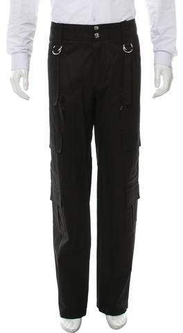 Dolce & Gabbana Cropped Cargo Pants w/ Tags