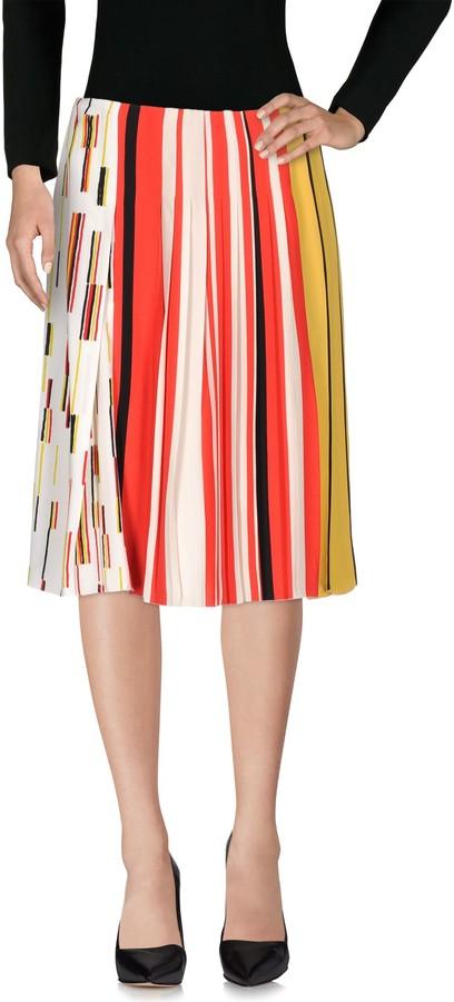 Prada Knee length skirts - Item 35323369FE