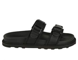 Bottega Veneta Buckled Strap Sandals