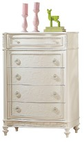 ACME Furniture Dorothy Kids Chest - Ivory - Acme