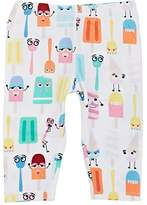 Fendi Infants' Ice Cream-Print Stretch-Cotton Leggings
