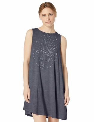 Retrospective Women's Swing Tank Nightgown- Sleepshirt