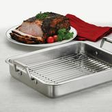 Tramontina Gourmet Prima 15 in. Roasting Pan with Basting Grill