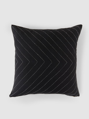 Anchal Project Organic Cotton Arrow Throw Pillow Cover