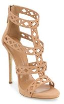 Giuseppe Zanotti Perforated Suede Sandals