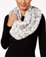 Steve Madden Chunky Confetti Knit Infinity Scarf