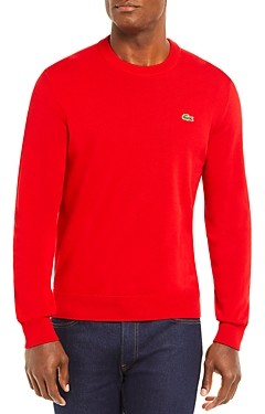 Lacoste Signature Logo Sweater