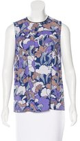 Marc Jacobs Mushroom Print Sleeveless Top w/ Tags