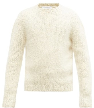 Gabriela Hearst Lawrence Cashmere Sweater - Cream