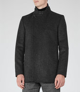 Reiss Inferno Wool-Blend Coat