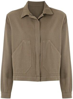 OSKLEN Cotton Trucker Jacket