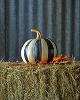 Mackenzie Childs MacKenzie-Childs Courtly Stripe Small Pumpkin