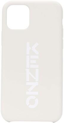 Kenzo logo print iPhone 11 Pro case