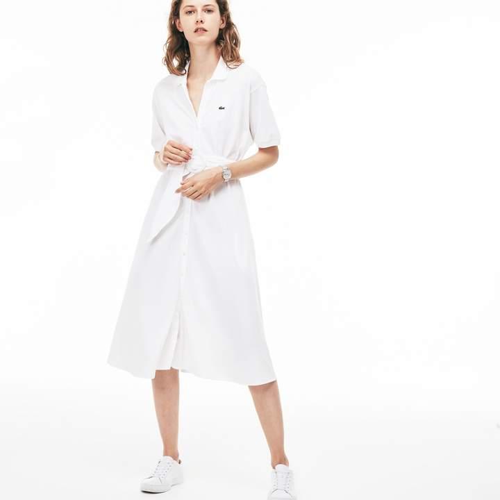 9be3188d9 Lacoste Polo Dress - ShopStyle