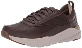 Skechers Men's VERRADO Trainers, Brown Chocolate, 13 (48.5 EU)
