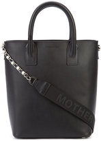 Mother of Pearl extra chain mini tote - women - Leather - One Size