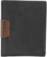 Steve Madden Dakota Leather Passcase Wallet