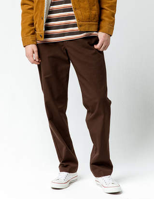 Dickies 850 Slim Taper Flex Brown Mens Pants