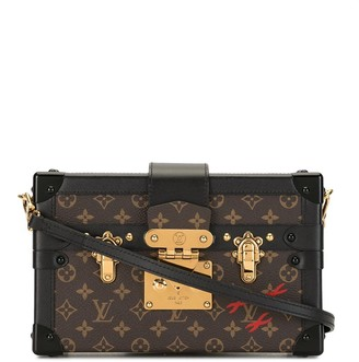 Louis Vuitton 2017 pre-owned petite Malle clutch