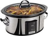 Crock Pot CROCK-POT Crock-Pot 6-qt. Countdown Touchscreen Digital Slow Cooker
