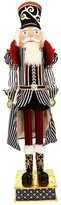 "Mark Roberts Black Hat 48"" Royal Nutcracker"