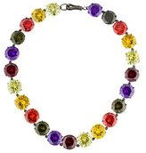 Bottega Veneta Multicolor Collar Necklace