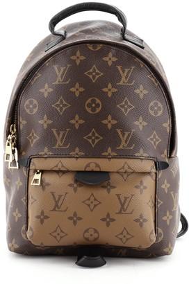 Louis Vuitton Palm Springs Backpack Reverse Monogram Canvas PM