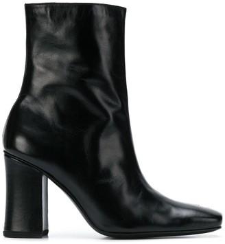 Dorateymur Squared Toe Boots