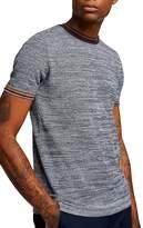 Topman Slim Fit Knit T-Shirt