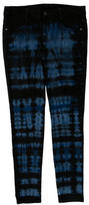 Stella McCartney Tie-Dye Printed Skinny Jeans w/ Tags