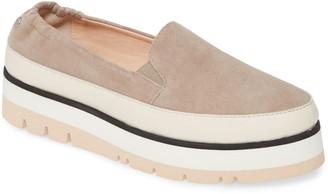 AGL Platform Slip-On Sneaker
